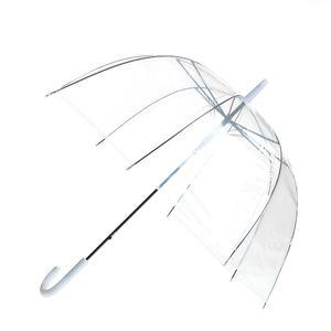 Umbrela transparenta de dama