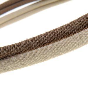 Set 2 bentite elastice maro